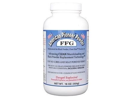 American Pioneer FFg Black Powder Substitute 1 lb