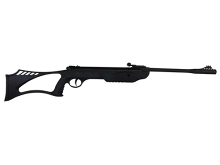 Ruger Explorer Youth Air Rifle 177 Caliber Pellet Black Polymer Stock Matte Barrel