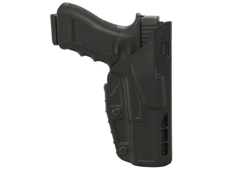 Safariland 7379 7TS ALS Concealment Belt Clip Holster Right Hand Glock 26, 27 Polymer Black