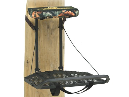 Rivers Edge Lite Foot Hang On Treestand Aluminum Grey