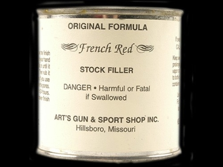 Art's The Original Herter's Formula Stock Filler 8 oz Walnut Liquid