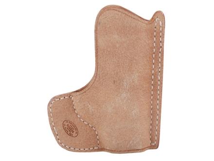 El Paso Saddlery Pocket Max Pocket Holster Ambidextrous Sig Sauer P238 Horsehide Natural