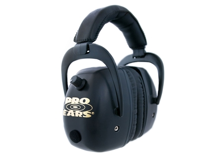 Pro Ears ProMag Gold Electronic Earmuffs (NRR 30 dB)