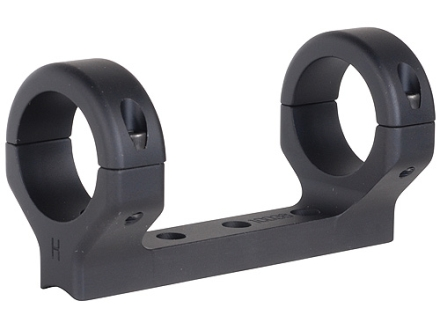 DNZ Products Game Reaper 1-Piece Scope Base with 30mm Integral Rings CVA Optima Elite, Apex Rifle Matte High