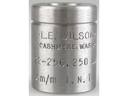 L.E. Wilson Trimmer Case Holder 22-250 Remington, 6mm International, 250 Savage