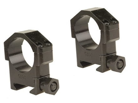 Badger Ordnance Picatinny-Style 30mm Maximized Rings Matte Medium-High