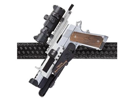 Safariland 013 Holster Left Hand Colt 1911 Compensator, Springfield P-9,  Composite Black