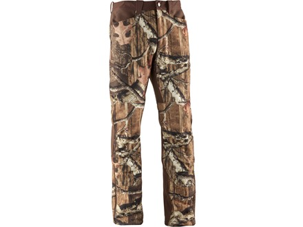 "Under Armour Men's Ayton Fleece Pants Polyester Mossy Oak Break-Up Infinity Camo 44 Waist 32"" Inseam"