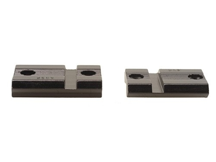 Ironsighter 2-Piece Weaver-Style Scope Base Savage 10 Through 16, 110 Though 116 Flat Rear Gloss