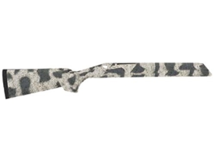 H-S Precision Pro-Series Rifle Stock Remington 700 ADL Short Action Varmint Barrel Channel Target Hunter Class Synthetic Winter Camo
