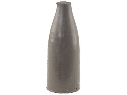 "Cratex Abrasive Point Bullet Shape 3/8"" Diameter 1"" Long 1/8"" Arbor Hole Medium Box of  20"