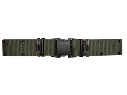 "5ive Star Gear US Government Issue Pistol Belt Expandable to 50"" Nylon Olive Drab"