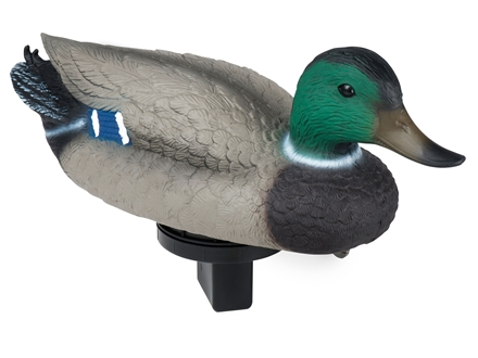 Lucky Duck Drake Quiver Duck Motion Duck Decoy Polymer