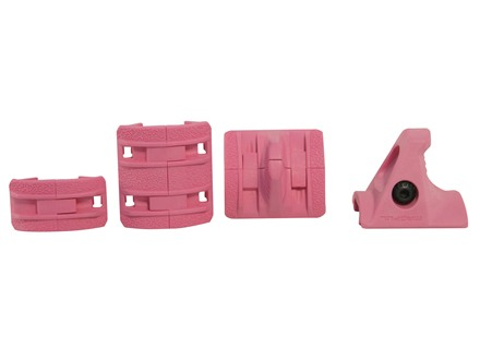 MagPul XTM Modular Picatinny Rail Hand Stop Kit Polymer