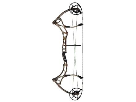 "Bear Archery Method Compound Bow Right Hand 50-60 lb 26""-31"" Draw Length Realtree APG Camo"