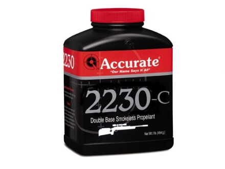 Accurate 2230-C Smokeless Powder 8 lb