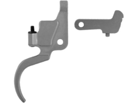 Timney Rifle Trigger Ruger M77 Mark II without Safety 1-1/2 to 4 lb Nickel Plated