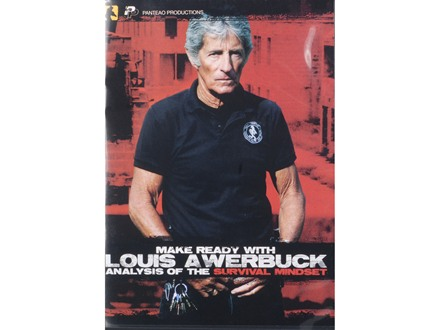 "Panteao ""Make Ready with  Louis Awerbuck: Analysis of the Survival Mindset"" DVD"