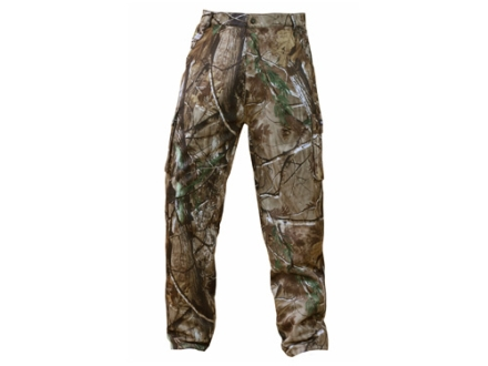 "ScentBlocker Men's Bone Collector Smackdown Pants Polyester Realtree AP Camo 2XL 44-46 Waist 33-1/2"" Inseam"