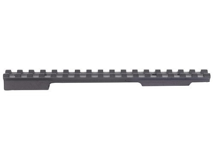 EGW 1-Piece Picatinny-Style 20 MOA Elevated Base Winchester 70 Long Action Matte