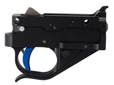 Timney Trigger Guard Assembly Ruger 10/22 2-3/4 lb Aluminum Blue
