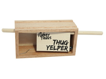Quaker Boy Turkey Thugs H2O Yelper Turkey Call