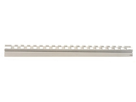 "Nightforce Gunsmith Picatinny Rail Scope Base Blank 20 MOA 8"" Length .600"" Height Aluminum Matte"