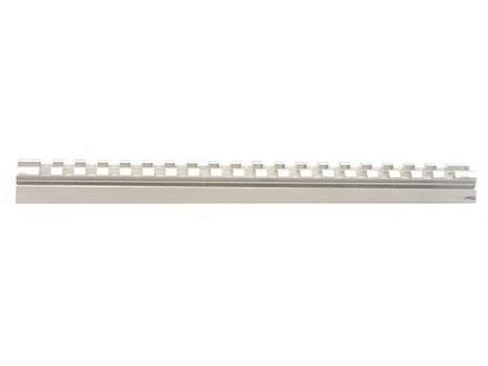 "Nightforce Gunsmith Picatinny Rail Scope Base Blank 20 MOA 8"" Length .600"" Height Aluminum Matte"