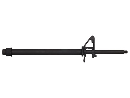 "DPMS Barrel AR-15 6.8mm Remington SPC Heavy Contour 1 in 11"" Twist 20"" Chrome Moly Matte with Front Sight"