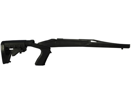 Blackhawk Knoxx Axiom U/L Adjustable Length of Pull Recoil Reducing Rifle Stock Howa 1500, Weatherby Vanguard Long Action Pillar Bed Synthetic