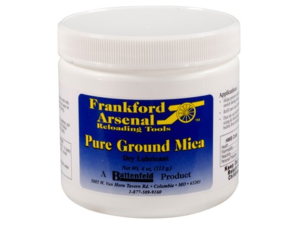 Frankford Arsenal Fine Powdered Mica 4 oz