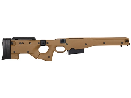 Accuracy International Chassis System (AICS) 2.0 Folding Stock Remington 700 Long Action 300 Winchester Magnum