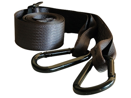 Hunter Safety Systems Lineman's Climbing Strap Black