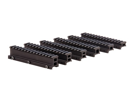 Wheeler Engineering Delta Series Multi-Height Picatinny-Style Rail Set Matte