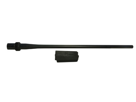 "Thompson Center Barrel and Magazine Thompson Center Dimension 7mm Remington Mag 1 in 10"" Twist 24"" Blue"