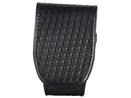 ASP Duty Handcuff Case Synthetic Basketweave Black