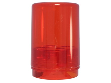 Lee 3-Die Storage Box Red