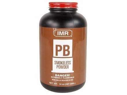 IMR PB Smokeless Gun Powder 14 oz