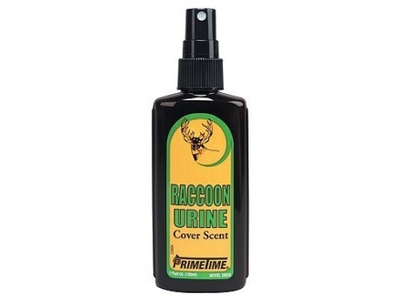 Primetime Cover Scent Liquid 2 oz Raccoon Urine