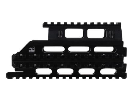 Mako VFR 2-Piece Handguard Quad Rail RPK Aluminum Black