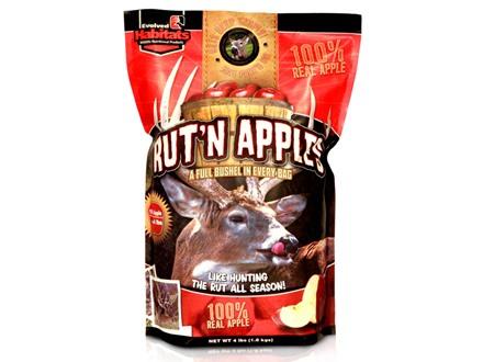 Evolved Habitats Rut'N Apples Deer Attractant Granular 4 lb
