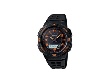 Casio Multi-Function Digital and Analog Solar Watch Resin Band
