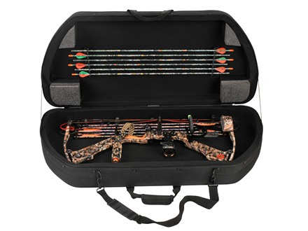 SKB Hybrid Compound Bow Case Nylon and Polymer Black