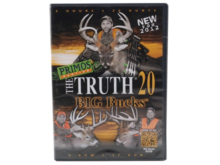"Primos ""The Truth 20, BIG Bucks"" DVD"