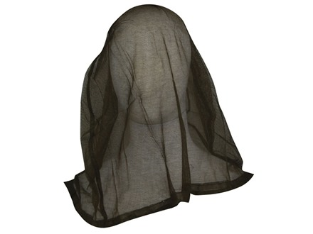 Military Surplus New Condition German Mosquito Headnet Olive Drab