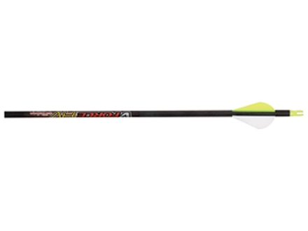 "Victory Vforce HV V3 350 Arrow 2"" Blazer Vanes Carbon Black Pack of 12"