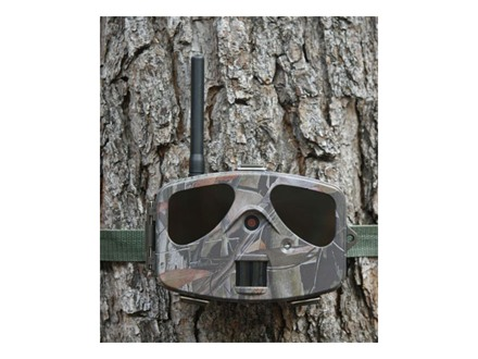 HCO UOVision Panda Wide Angle Cellular Black Flash Infrared Game Camera 6 Megapixel with Viewing Screen Camo