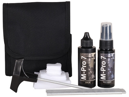 M-Pro 7 Travel Gun Cleaning Kit