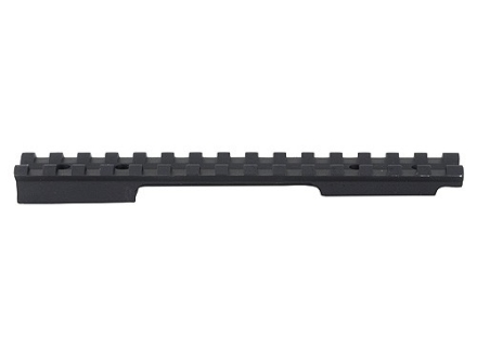 EGW 1-Piece Picatinny-Style 20 MOA Elevated Base Winchester 70 Short Action Matte