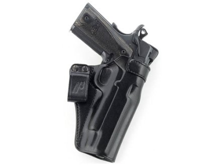 Galco N3 Inside the Waistband Holster Glock 26, 27, 33 Leather Black